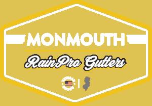 Monmouth Rain Pro Gutters Logo